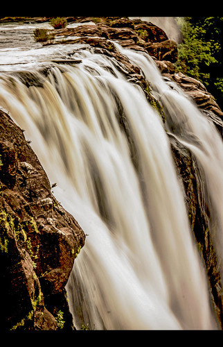 Athirappilly waterfall by Rajanna @ Rajanna Photography