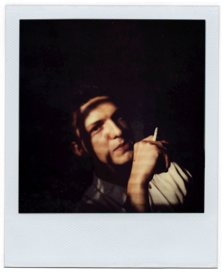 Polaroid SX70 Tom