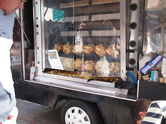 The Rotisserie. Venn Street Market, Clapham Common