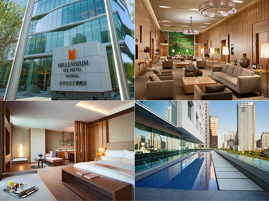 《台中订房推荐》Top 10 评价最佳五星级酒店.酒店与旅馆住宿精选推介。