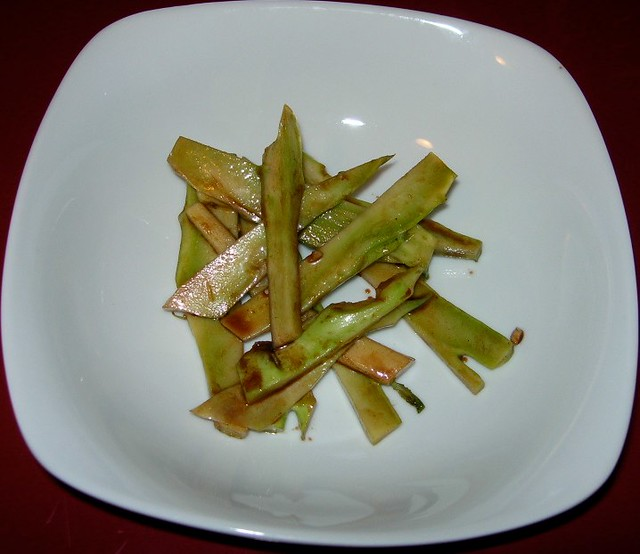 Pickled Broccoli Stems