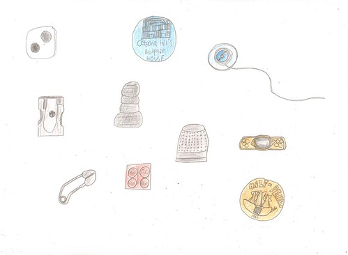 DPP #35 Ten Tiny Things (Gman)