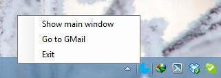 Phần mềm thông báo có email mới