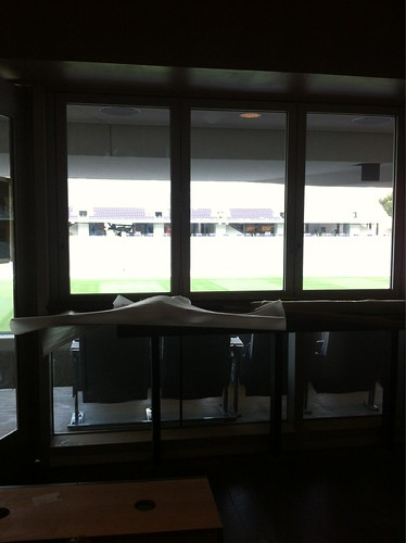 View from inside those suites