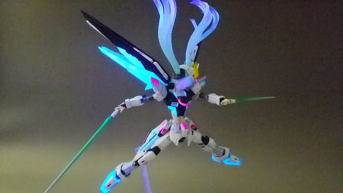 MG Girl Freedom Gundam - Custom Build Modeled by nm17090922 (3)