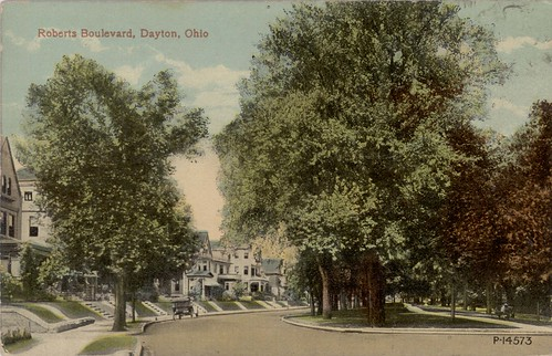 Homes on Robert Boulevard, undated
