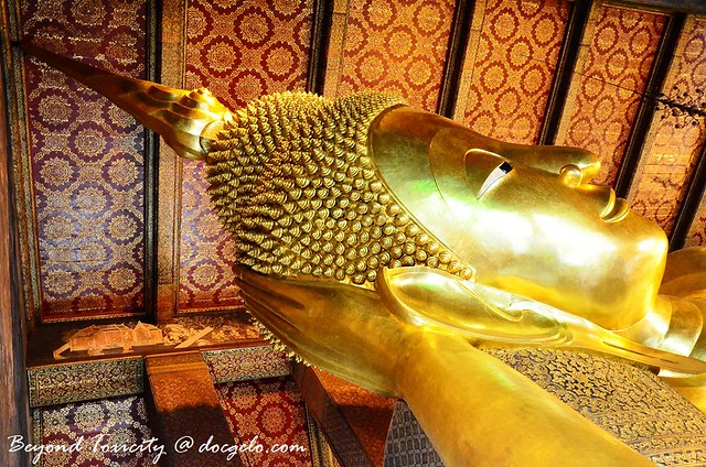 buddha wat pho thailand