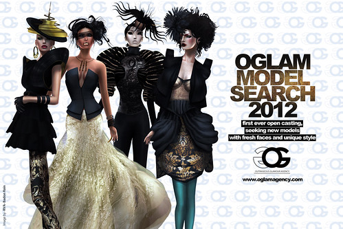 OGLAM MODEL SEARCH 2012