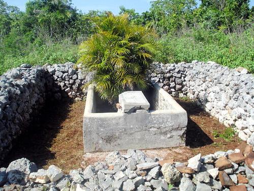 "Monument to my great grandfather Jose Ignacio ""Cheo"" Hernandez Lanuez"