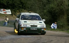 Ford Sierra RS Cosworth - Córcega 1988