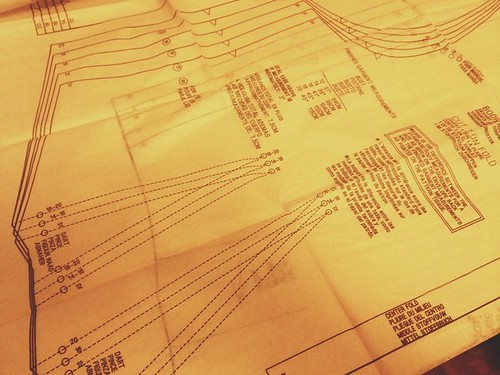 deciphering grainlines