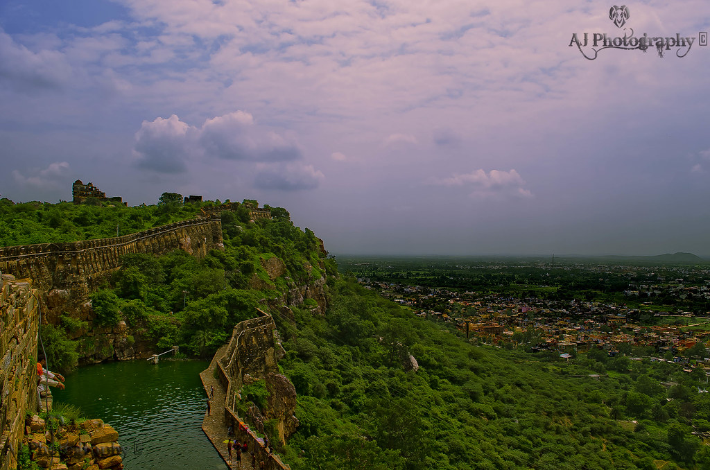 Chittorgarh Fort At Flickr By Ajay Singh Kharayat