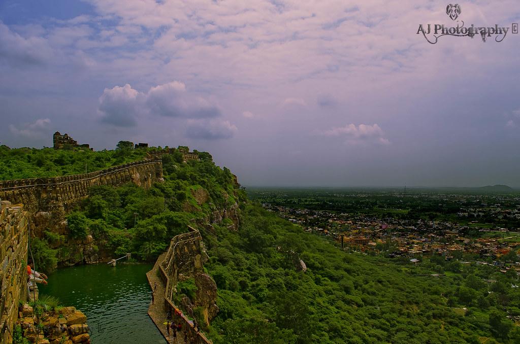 Chittorgarh Fort At Flickr By Ajay Singh Kharayat