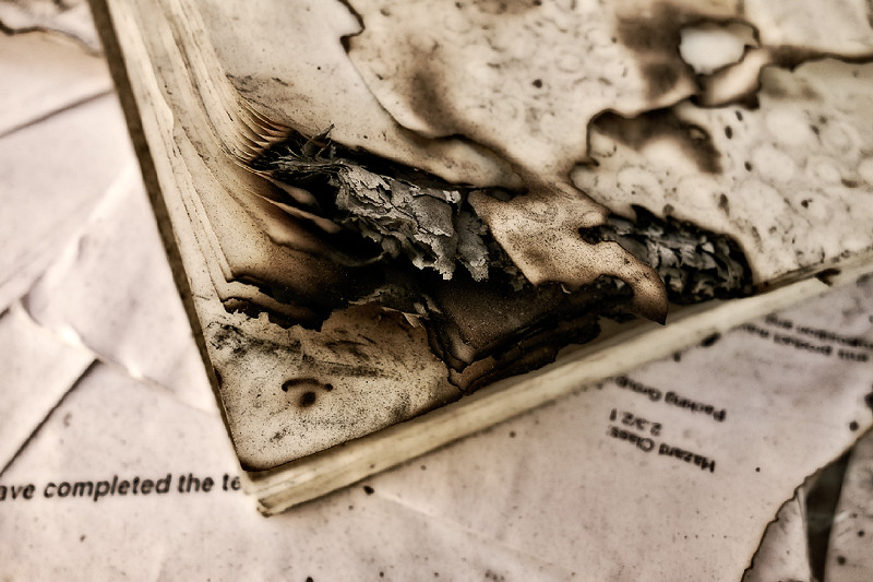 Burned 3