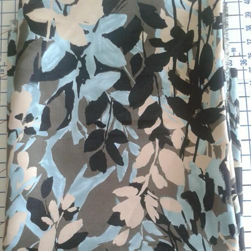 New fabric.