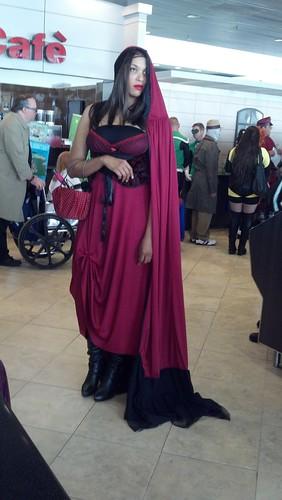 Cool Costume at 2012 Baltimore Comic-Con