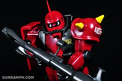HCM MS-06R-2 Johnny Ridden's Zaku-II (144 scale) 1984 make (64)