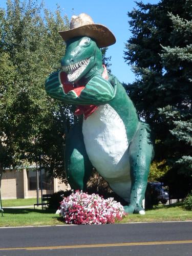 9-3-12 UT - Dinosaur National Monument 1