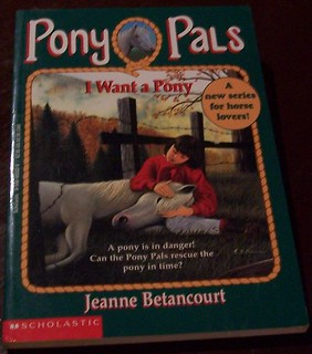 I Want a Pony, Jeanne Betancourt.