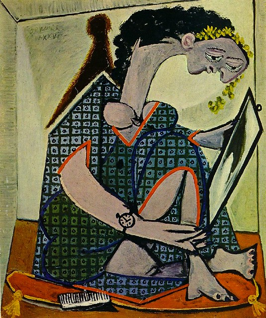 Picasso and the Women (and a few mirrors in between) (Part ...