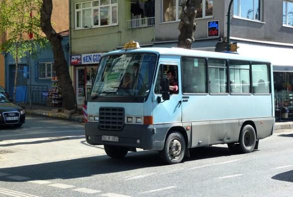 Istanbul - avril 2012 - jour 6 - 061 - Üsküdar - Kuzguncuk - Dolmuş
