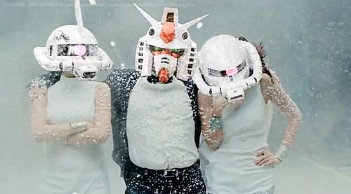 GUNDAM STYLE! Music Video (Gangnam Style Parody) (2)