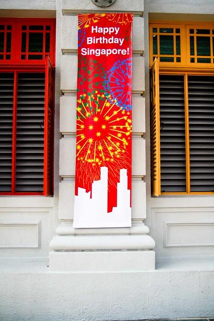 singapore's birthday