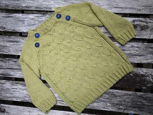 Livingston Baby Sweater