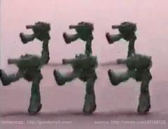 Zaku Gundam Style Music Video  Screencaps (7)