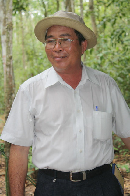 Our Cu Chi Guide