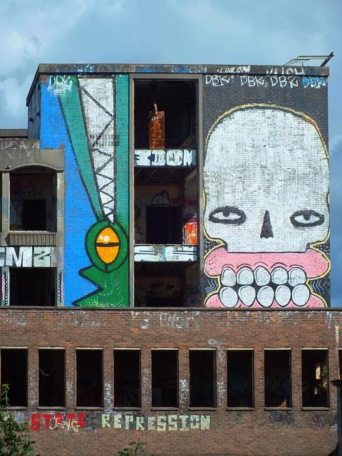 GRAFFITI-Stokes Croft, Bristol
