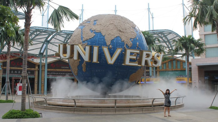 Universal Studios Singapore - September 8, 2012 Photo Update