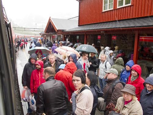 469 Tren Oslo-Bergen