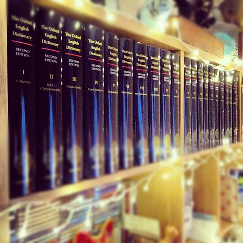 The Complete Oxford English Dictionary