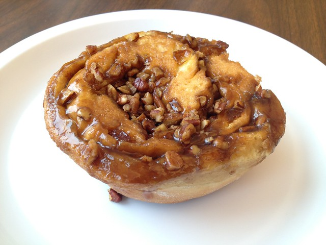 Pecan roll - Arizmendi Bakery
