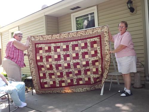 Mom's Lap Quilt