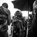 Ashanti funeral in kumasi, ghana