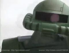 Zaku Gundam Style Music Video  Screencaps (3)