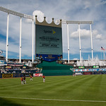 Crown Vision at Kauffman Stadium