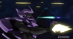 Gundam AGE 4 FX Episode 46 Space Fortress La Glamis Youtube Gundam PH (131)