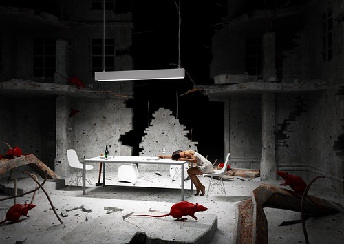 Ruine - Christoph Kohlhas, Georg-Simon-Ohm Hochschule by photokina - World of Imaging