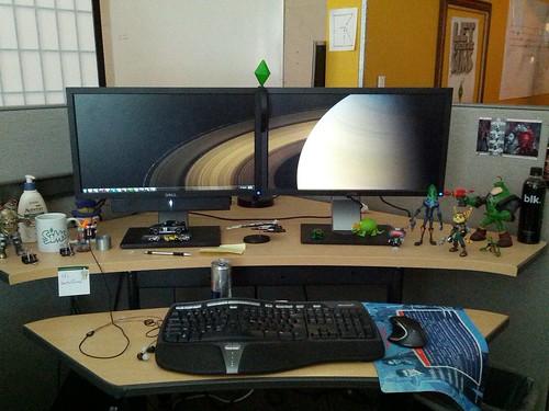 The Desk of SimGuruTrev