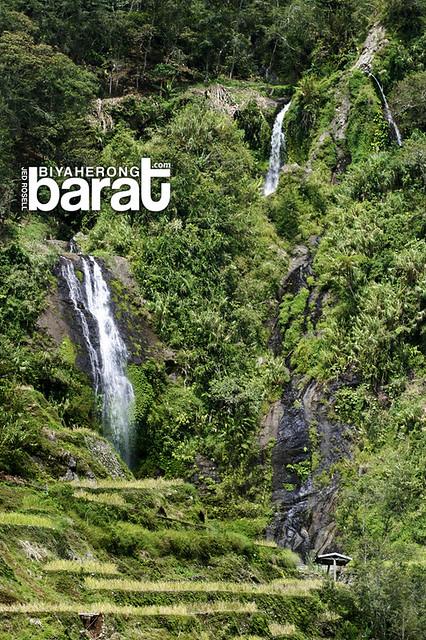 chappa falls of banaue ifugao