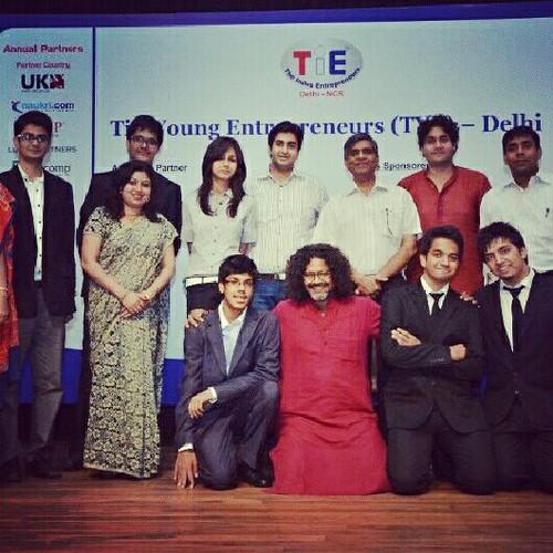 TYE awards ceremony - stoking entrepreneurial spirit among youth