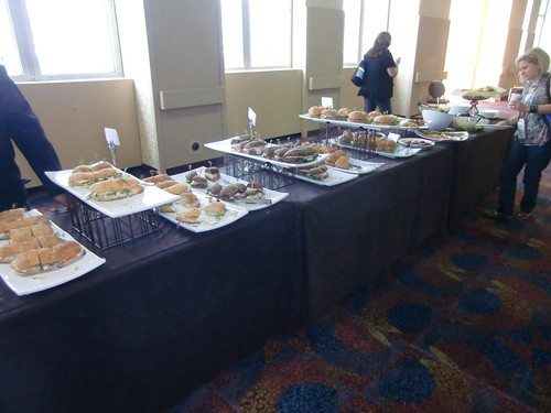 Lunch at Affiliate Summit East 2012