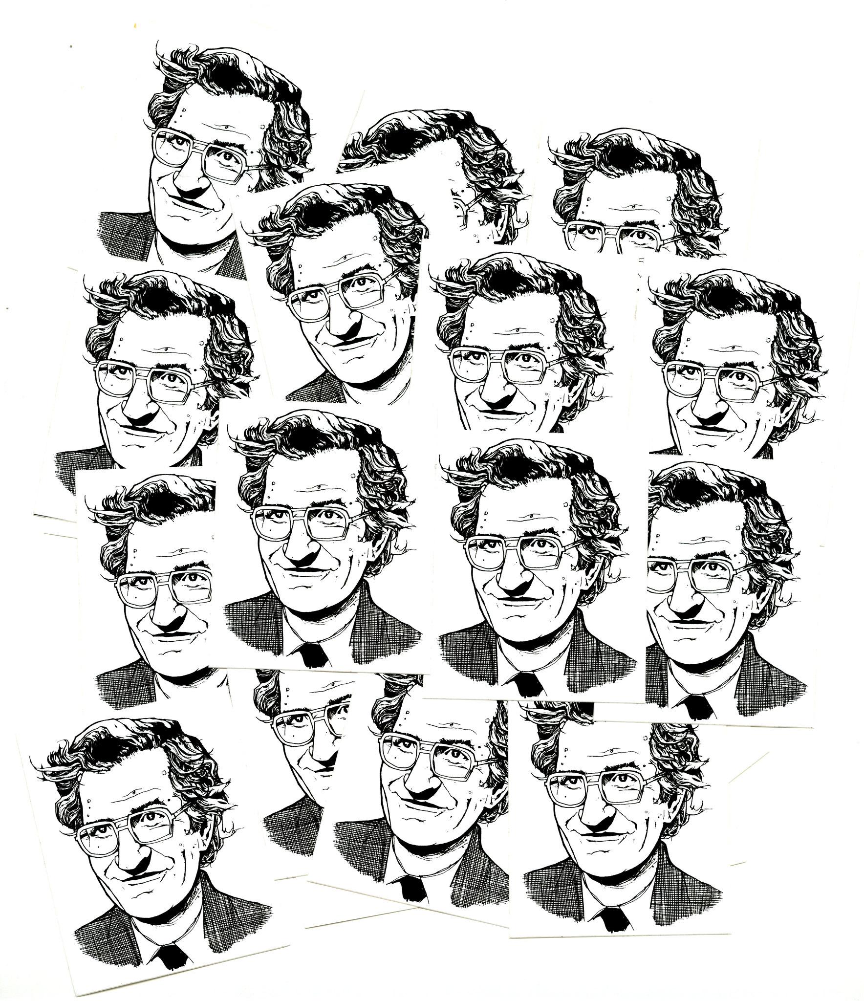 Chomsky Flickr