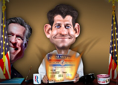 Romney Ryan Plan for Medicare and SSI