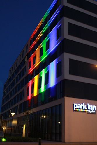 park inn LED belysning1 by ELDIREKT.se
