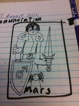 Image of Mars 2