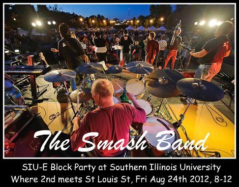 Smash Band 8-24-12a